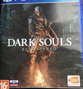 Продам dark souls remastered