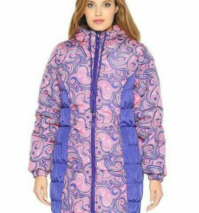 Куртка зимняя, слингокуртка