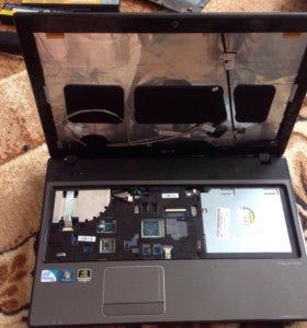 Acer s741, Lenovo g480, HP 6720s по запчастям