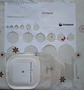 Coloplast однокомпонентный калоприемник