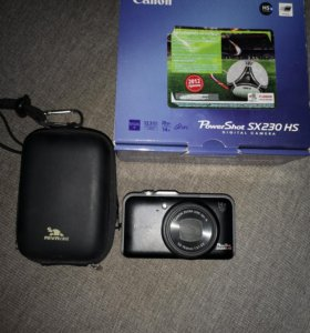 Canon PowerShot SX230 HS возможен обмен