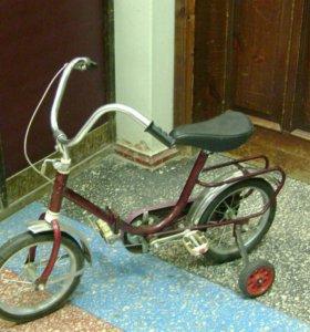 """Велосипед """"Левушка"""""""