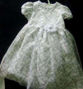 Платье для принцессы 4-5 лет