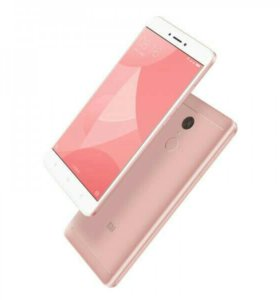 xiaomi redmi 4x pro pink 64гб