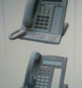 Цифровой системный телефон Panasinic KX-T7633