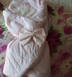 Зимнее одеяло-конверт