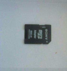 SONY mikro SD
