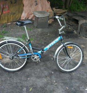 Велосипед Stels-Pilot 710