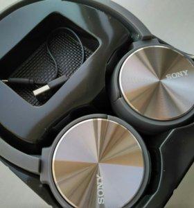 Беспроводные наушники Sony MDR-XB400BY