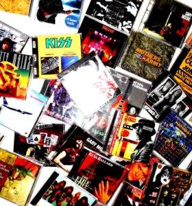 Компакт диски (домашняя коллекция)
