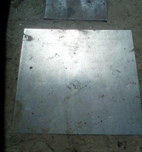 Продам листы из нержавеющей стали