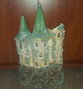 Большой замок декор