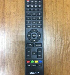 Пульт телевизора DEXP