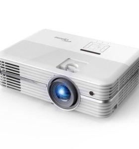 Проектор 4К Ultra HD Optoma UHD520
