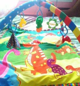 Детский коврик
