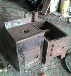 Печь отопления до 100кв.м