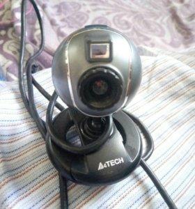 Продам веб камеру А4tech