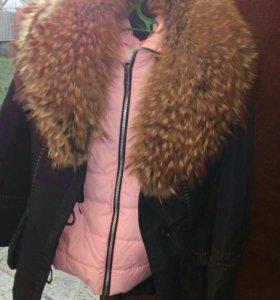 Пальто женское+ подарок