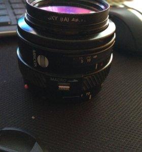 Объектив Sony Minolta 35-70 f./4