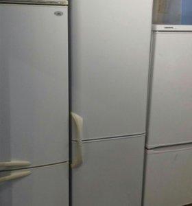 Холодильники б/у,гарантия