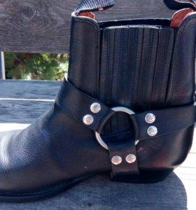 Ботинки байкерские Dockers