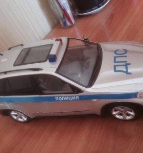 Большая полицейская машина 🚔
