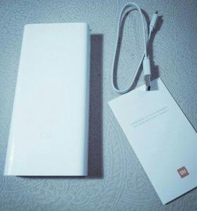 Новые пауэрбанки Xiaomi