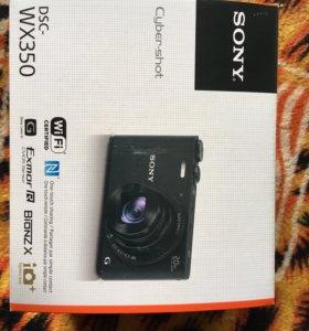 Sony cyber shot wx 350