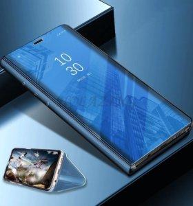 Зеркальный чехол для Huawei Honor v10