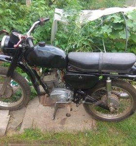 Продаётся мотоцикл Минск