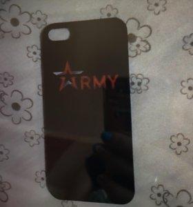 Чехол на iPhone 5/5S ARMY