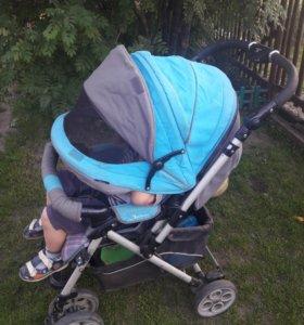 Коляска Jetem clover прогулочная коляска -книжка