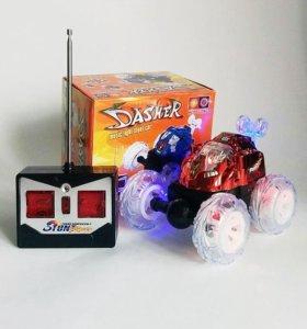 Радиоуправляемая машина-перевертыш Dasher