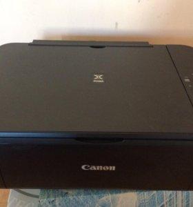 CANON принтер