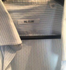 Брендовая классическая рубашка