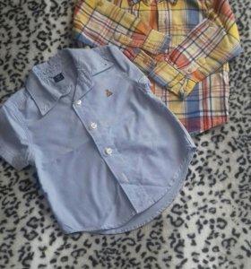 Рубашки GAP для мальчика