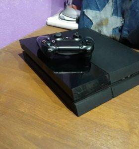 PlayStation 4. С кучай игр в подарок!