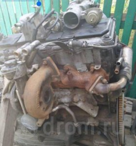 Двигатель ZD 30