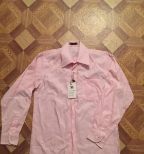 Рубашка новая мальчиковая 33 размер
