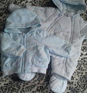 Комбинезон Minibanda и курточка