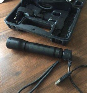 Фонарь LED Lenzer