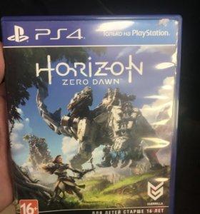 Диск PS4 Horison