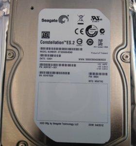HDD SATA Seagate 2 TB