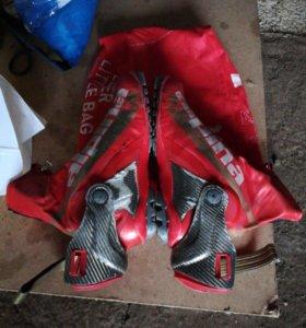 Лыжные Ботинки 😁Alpina