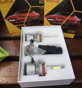 Светодиодные лампы на автомобиль