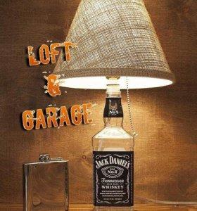 Светильники в стиле Loft & Garage. Да будет свет.
