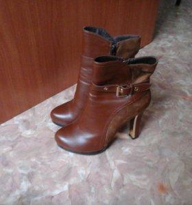 Продам ботинки демисезонные хорошем состоянии