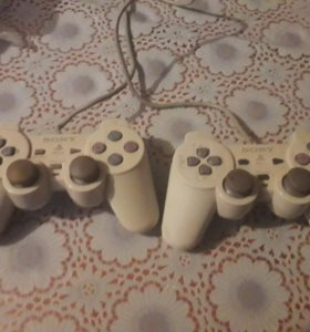 2 геймпада на PS-1