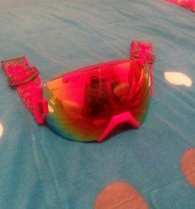 Горнолыжные очки Smith I/OX Rd Archive 1994