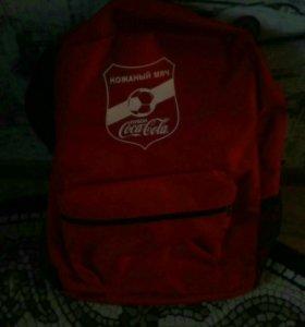 Рюкзак от coca-cola